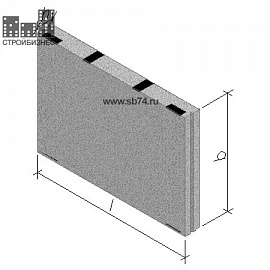 Стеновые панели из легкого бетона купить штукатурка дерева цементным раствором